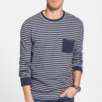 Men's Grayers Double Cloth Long Sleeve T-Shirt