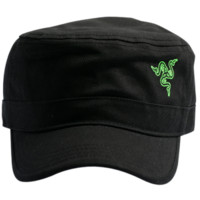 Razer Military Cap - Buy Gaming Grade Apparels - Official Razer Online Store (United States)