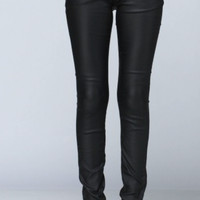Jett Setter Faux Leather Pants