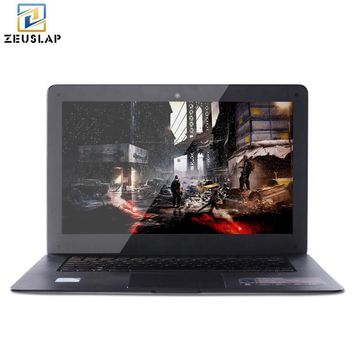 ZEUSLAP 8GB Ram+1TB HDD 1920X1080P Windows 7/10 System Ultrathin Quad Core J1900 Fast