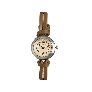 The Eva Watch ~ Brown