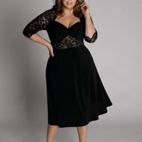 Plus Size Belle of the Ball Dress by IGIGI