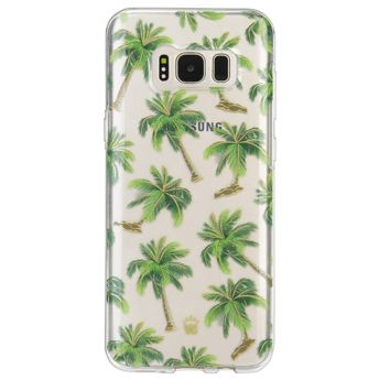 Palm Springs Samsung Galaxy Clear Case