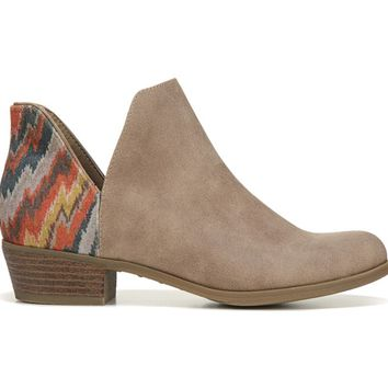 Indigo Rd Chant Ankle Boot Sand/Multi