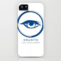Erudite iPhone & iPod Case by Amber Rose | Society6