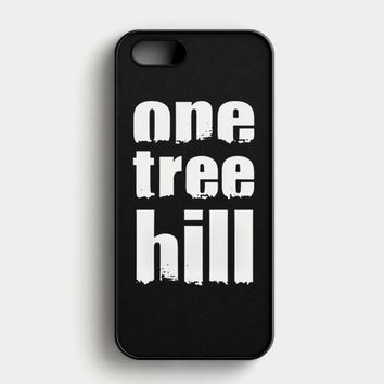 One Tree Hill iPhone SE Case