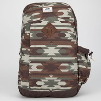 Vans Authentic Ii Backpack Camo Green One Size For Men 22503853301