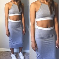 CK Reconstructed 2 Piece from Dope Fein Boutique