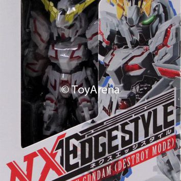 NXEDGE STYLE NX0015 RX-0 Unicorn Gundam Destroy Mode Mobile Suit Action Figure