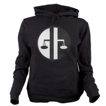 Divergent Candor Faction Symbol Hooded Sweatshirt> Divergent Candor Faction Symbol> FanStastic Gear Divergent by Auntie Shoe