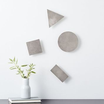 Confetti Wall Art (Set Of 4)