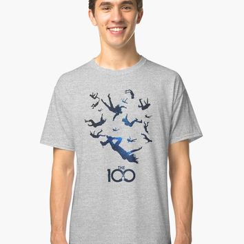'The 100' T-Shirt by kcgfx