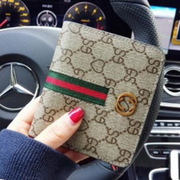 Day-First™ Small Women Spoof GUCCI Fashion Wallet
