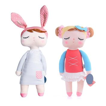 Plush Stuffed Cartoon Angela Rabbit Doll Toys
