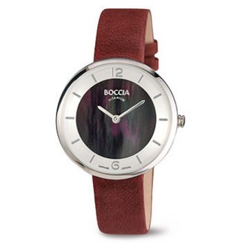 3244-02 Ladies Boccia Titanium Watch