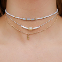 Lost at Sea Choker Set
