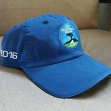 Rare: 2016 AT&T Pebble Beach National Pro-Am Hat. Unisex