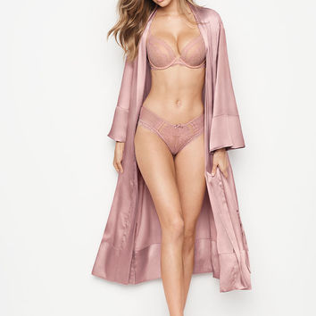 Long Satin Kimono - Very Sexy - Victoria's Secret