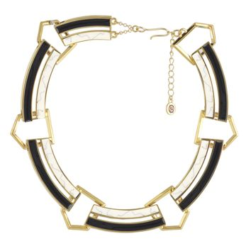 House of Harlow 1960 Jewelry Revolution Collar Necklace