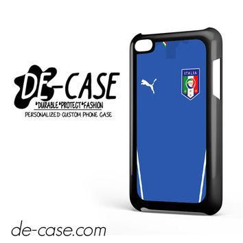 Italy Soccer Jersey For Ipod 4 Ipod Touch 4 Case Phone Case Gift Present YO