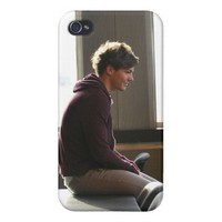 Louis Tomlinson Cover For iPhone 4 from Zazzle.com