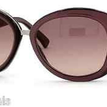 NEW AUTHENTIC GIORGIO ARMANI GA 510/S COL N2M3X PURPLE PEARL PLASTIC SUNGLASSES