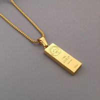 Jewelry Gift Stylish Shiny New Arrival Hot Sale Fashion Hip-hop Club Necklace [6542770371]