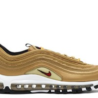 "[ FREE SHIPPING ]Nike Air Max 97 OG ""Metallic Gold 2017"""