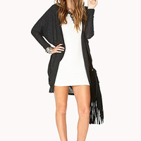 Off Day Relaxed Cardigan