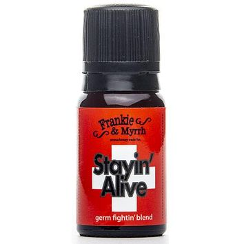 Stayin Alive | Essential Oil Blend