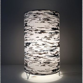Birch Tree Lamp