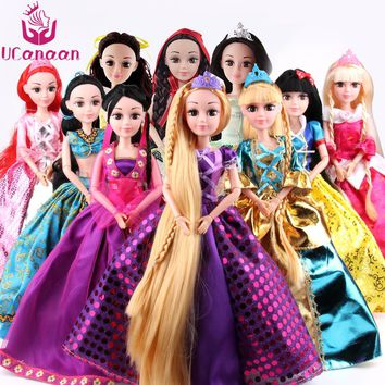 Abbie Doll 10 Different Models to Chose Cinderella Rapunzel Mermaid Snow White Beauty Princess