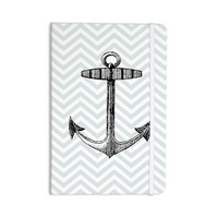 """Suzanne Carter """"Anchor"""" Everything Notebook - Outlet Item"""