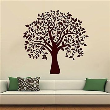 Wall Decals Family Tree Decal Vinyl Sticker Bathroom Shower Kitchen