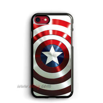 Shield Captain America iPhone Cases Avenger Samsung Galaxy Phone Case iPod cover