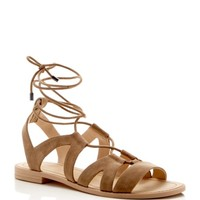 Rebecca Minkoff Greyson Lace Up Sandals | Bloomingdales's