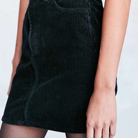 BDG Corduroy Pencil Mini Skirt - Urban Outfitters