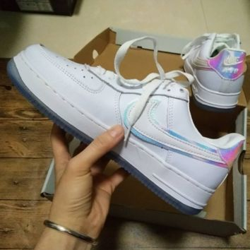 """NIKE"" Nike sports shoes casual shoes women man shoes Laser"
