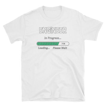 Engineer In Progress Funny Student & Job Gift