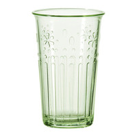 KROKETT Glass, light green - IKEA