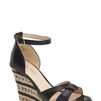 "Women's Nine West 'Jacoby' Espadrille Wedge Sandal, 4"" heel"