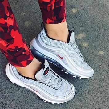 One-nice™ NIKE AIR MAX 97 Fashion Running Sneakers Sport Shoes