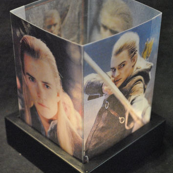 Legolas - Lord of the Rings (version 1) Luminary Lamp Night Light (Orlando Bloom)
