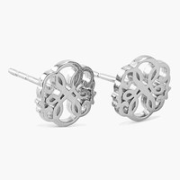 Women's Alex and Ani 'Symbolic - Path of Life' Stud Earrings