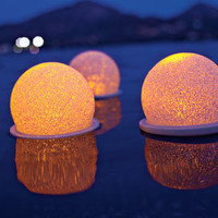 Color-Changing Floating Light, Waterproof Pool and Pond Light | Solutions