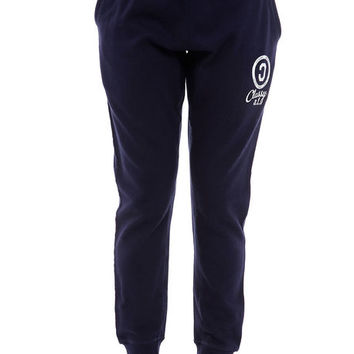 The Classy Logo Sweatpant in Navy
