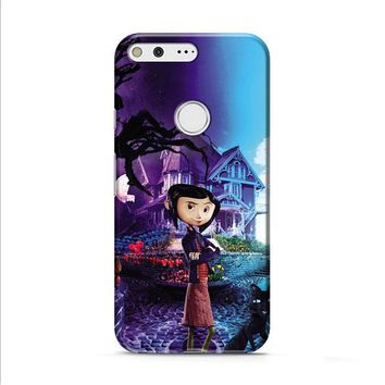 Coraline Cover Movie Google Pixel XL 2 Case