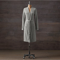 Cashmere Spa Robe - Short