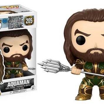 Aquaman Funko Pop! Justice League Movie