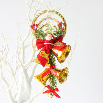 Christmas Decoration Clock Bells [9416557444]